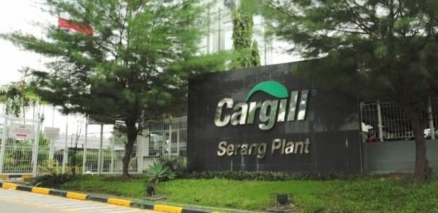 lowongan production manager cargill-serang
